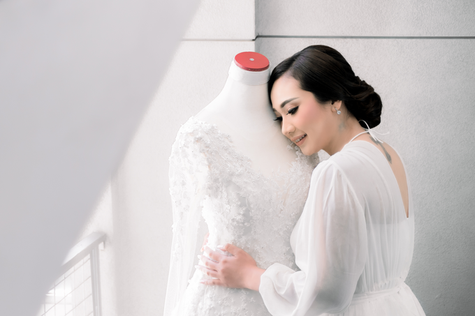 The Wedding of Clara & Willy by SARA ROSE Makeup Artist - 012