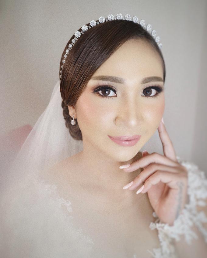 The Wedding of Clara & Willy by SARA ROSE Makeup Artist - 019