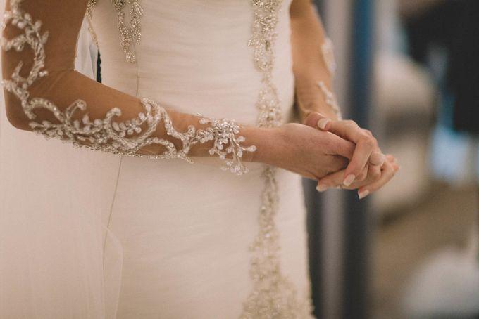 A winter wedding by La Bottega del Sogno - 008