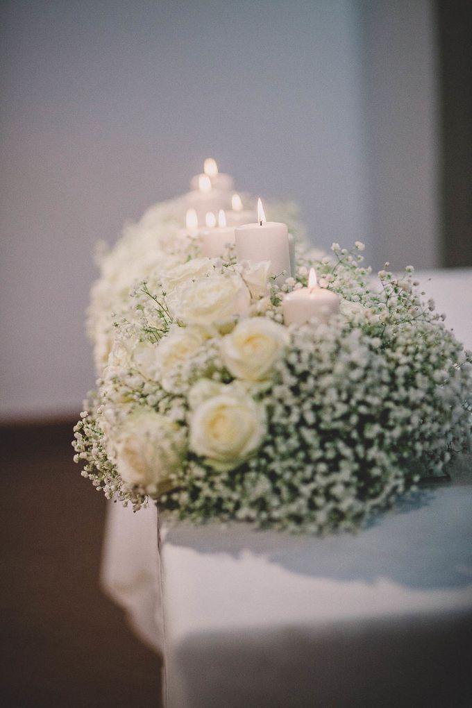 A winter wedding by La Bottega del Sogno - 010