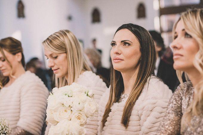 A winter wedding by La Bottega del Sogno - 011