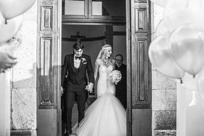 A winter wedding by La Bottega del Sogno - 013