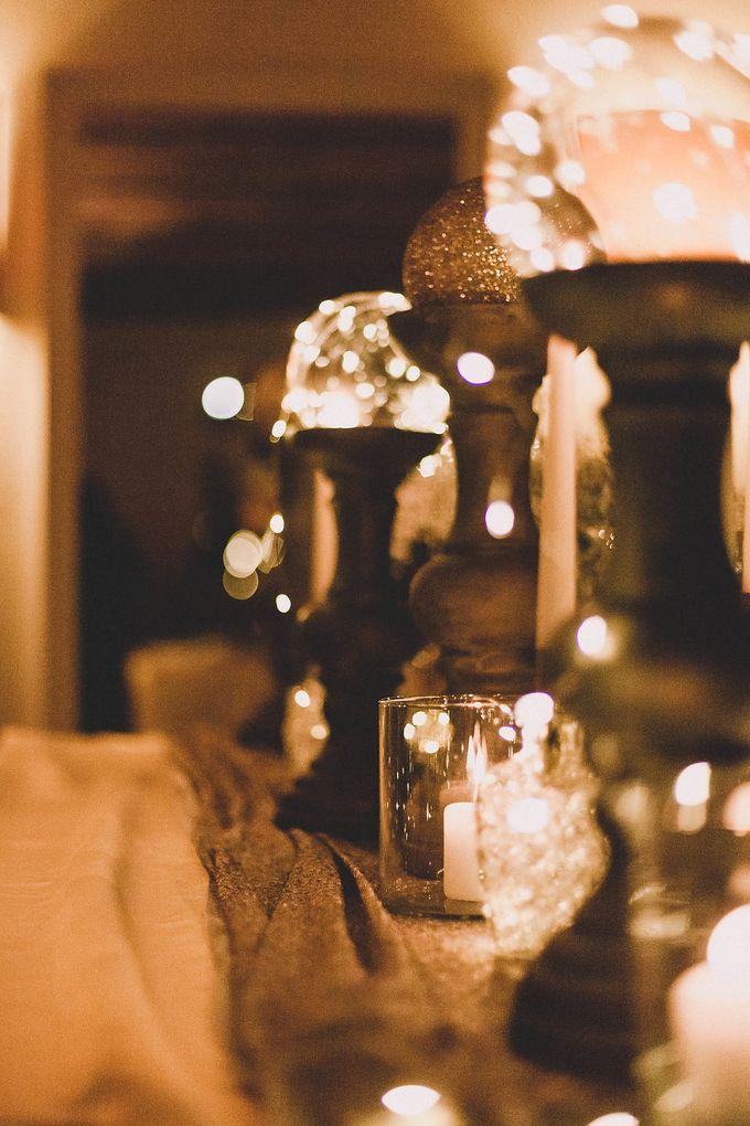 A winter wedding by La Bottega del Sogno - 015