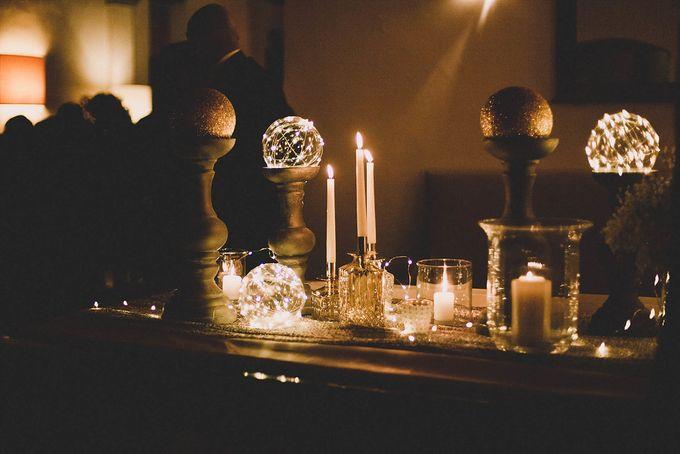 A winter wedding by La Bottega del Sogno - 016