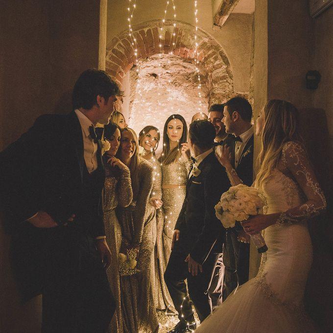 A winter wedding by La Bottega del Sogno - 020