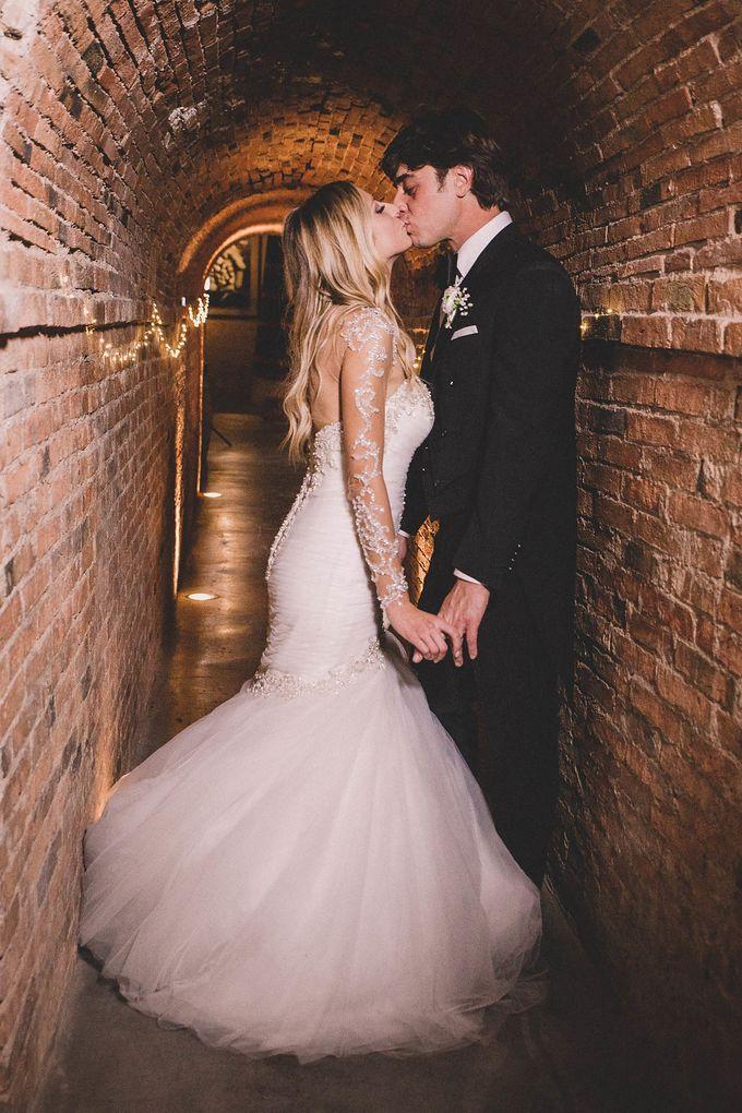 A winter wedding by La Bottega del Sogno - 021