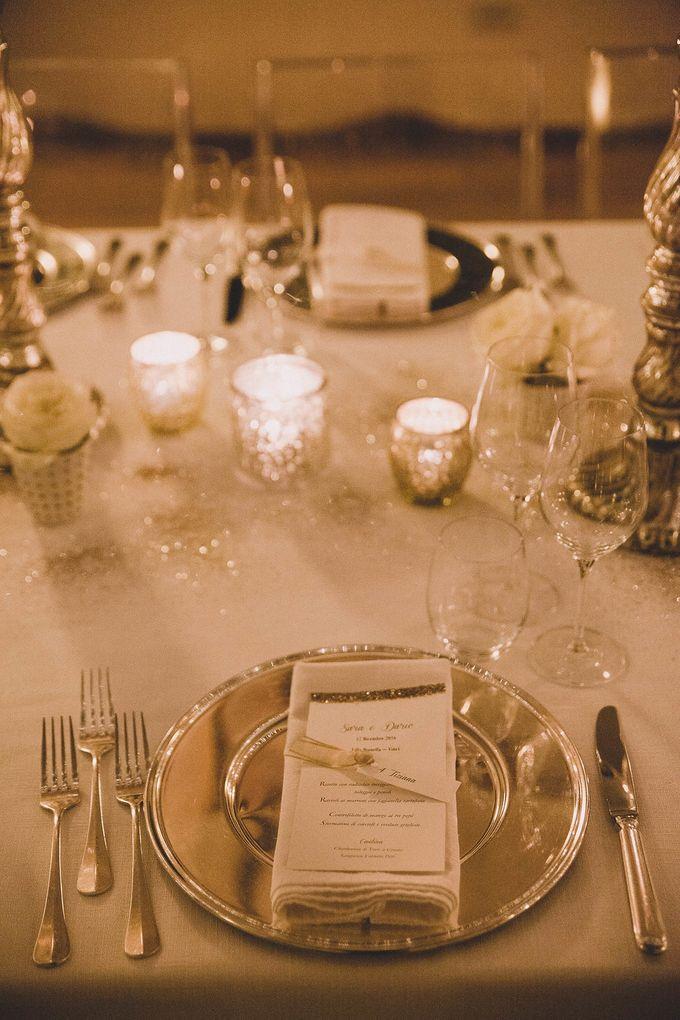 A winter wedding by La Bottega del Sogno - 027