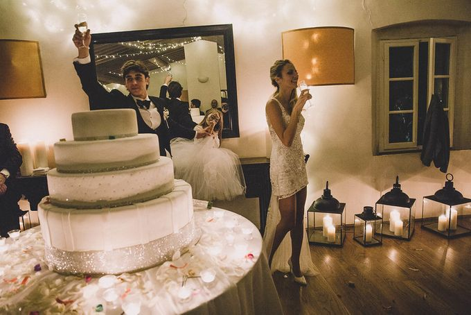 A winter wedding by La Bottega del Sogno - 025