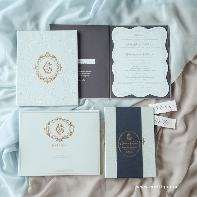 Sarah & Gema by Meltiq Invitation - 005