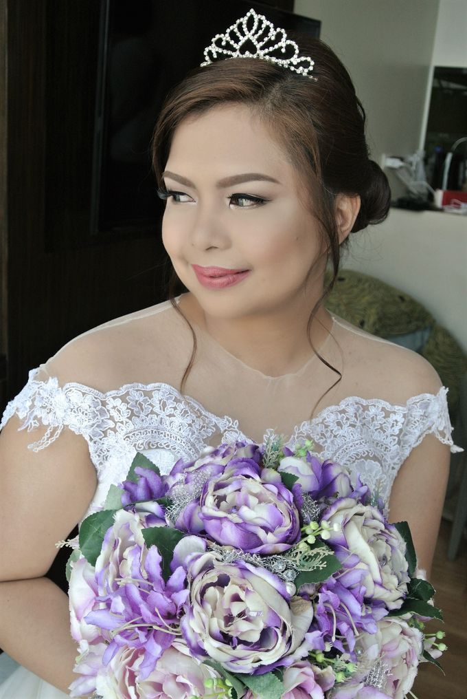 Real Brides by Nelsy Ernst Pro-Make Up by Nelsy Ernst Pro-Make Up - 013