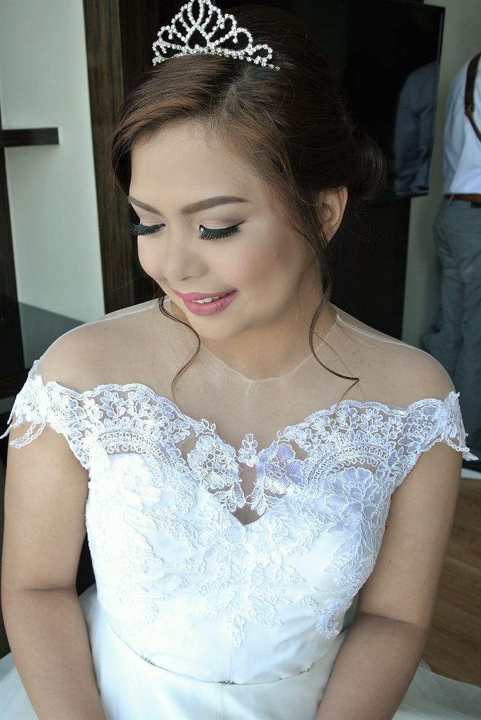 Real Brides by Nelsy Ernst Pro-Make Up by Nelsy Ernst Pro-Make Up - 014