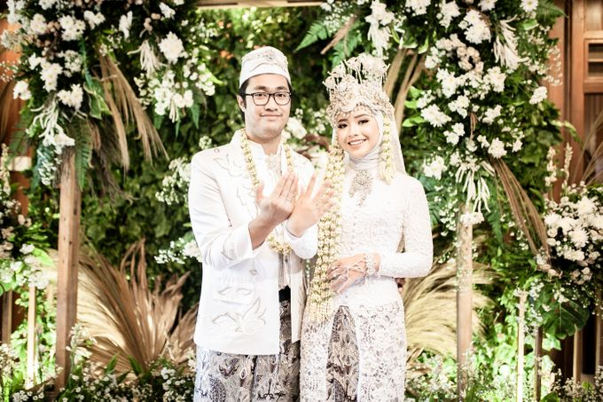 Intimate Wedding Sarah & Deo by Cateringky - 005