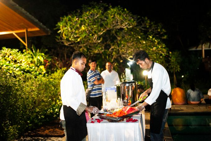 Intimate Wedding Sarah & Deo by Cateringky - 009