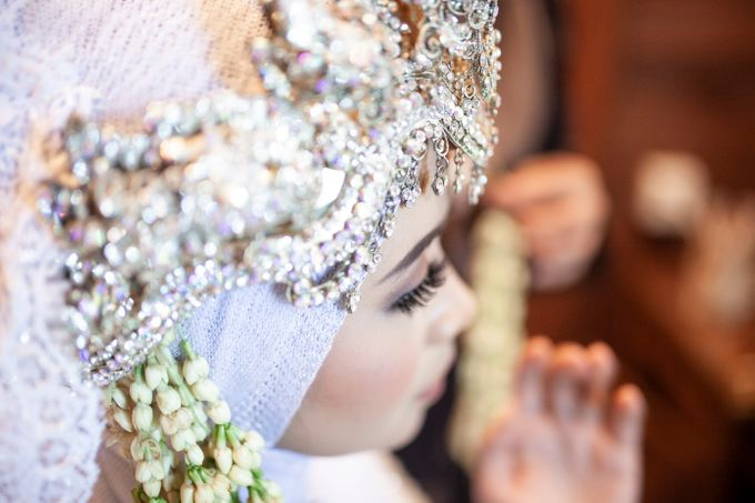 Intimate Wedding Sarah & Deo by Cateringky - 003