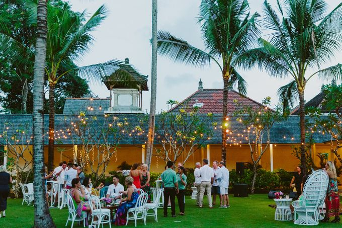 Sarah & Lachlan 2017 Wedding by Bali Event Hire - 010