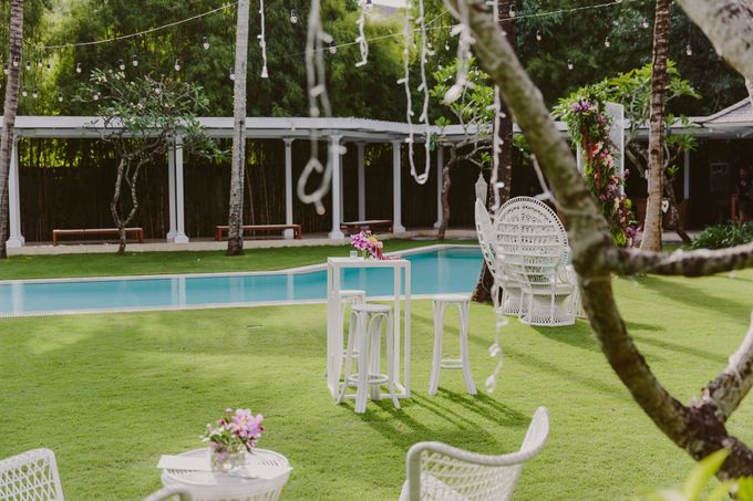 Sarah & Lachlan 2017 Wedding by Bali Event Hire - 007