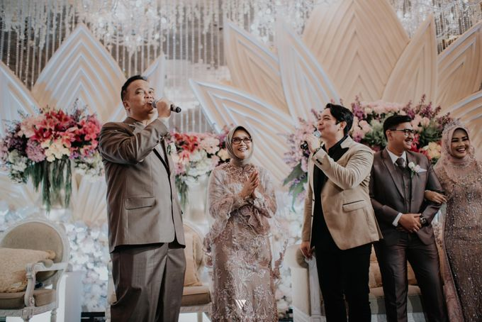 The Reception Of Saras & Sabil by Armadani Organizer - 003