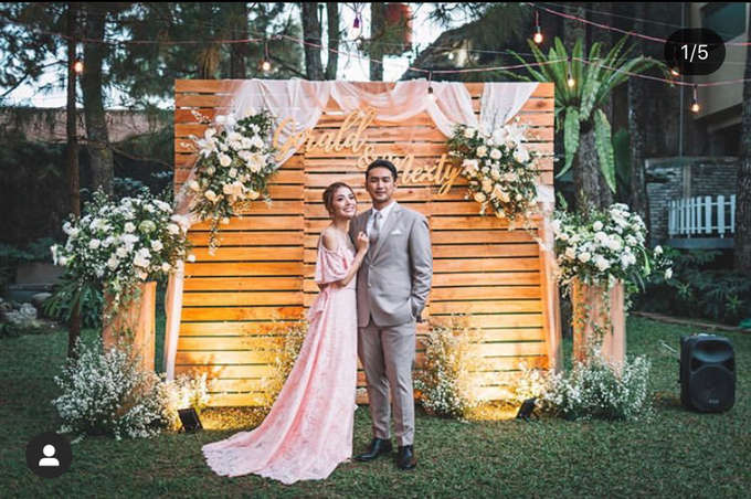 Wedding of Gerald Yohanes Putra & Mezty Mez by Miss Mondial - 004