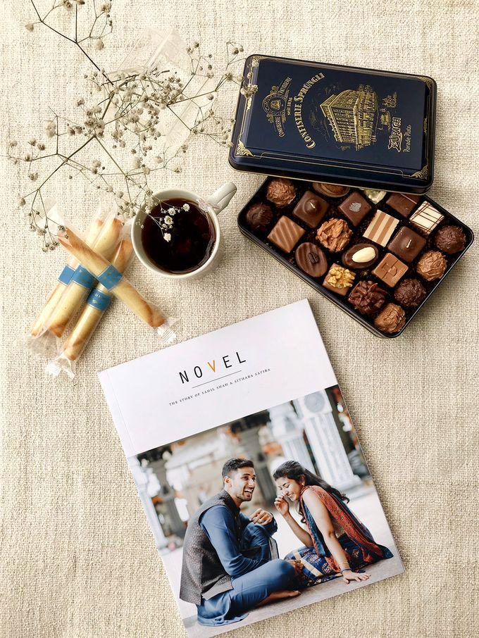 Sahil & Sita by Novel Journal - 001