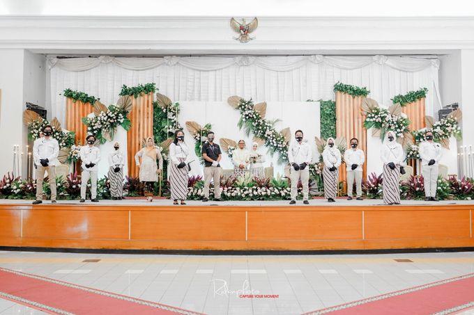 The Wedding Of Syafika & Gusnio by Armadani Organizer - 004