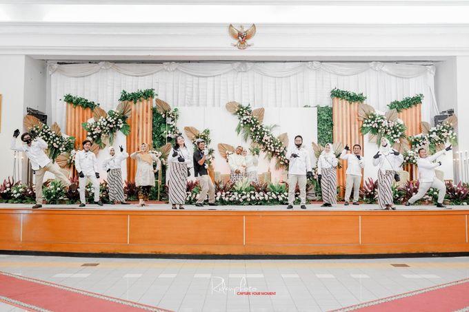 The Wedding Of Syafika & Gusnio by Armadani Organizer - 005