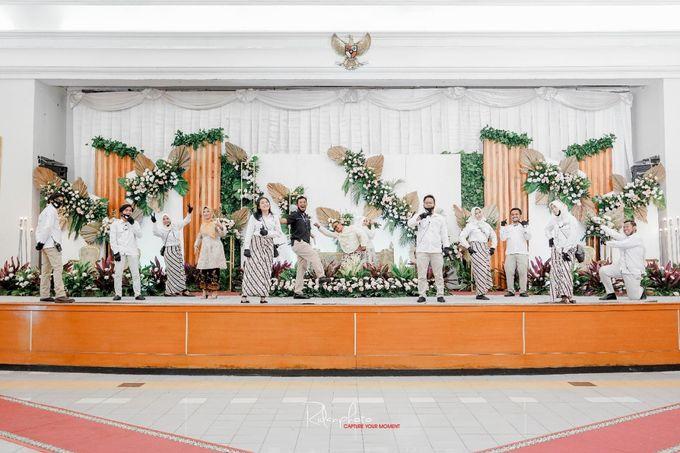 The Wedding Of Syafika & Gusnio by Armadani Organizer - 003