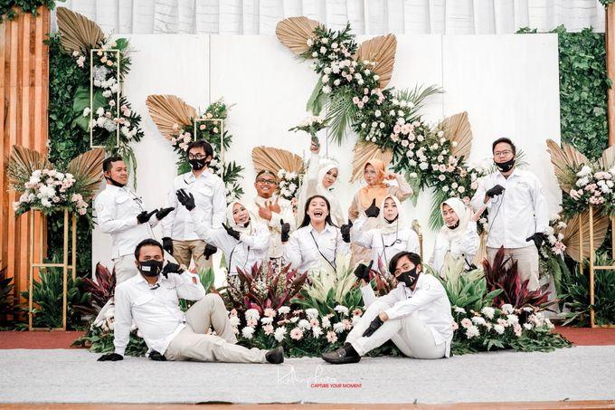 The Wedding Of Syafika & Gusnio by Armadani Organizer - 011