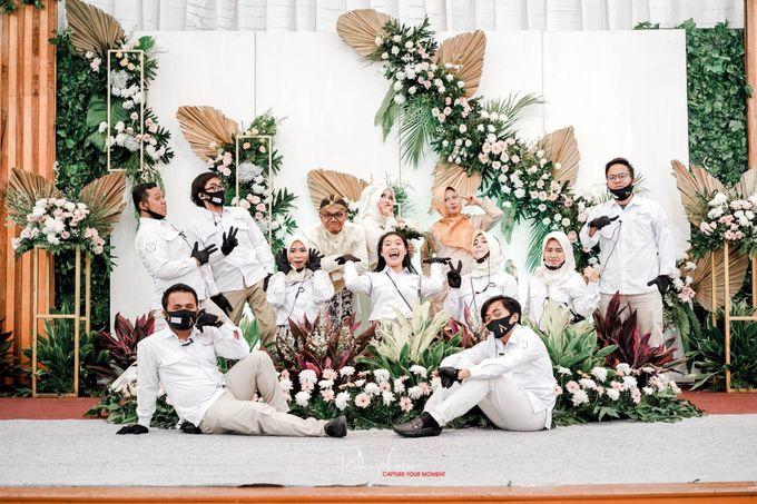 The Wedding Of Syafika & Gusnio by Armadani Organizer - 008