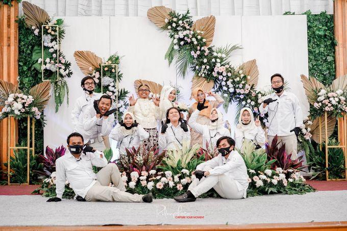 The Wedding Of Syafika & Gusnio by Armadani Organizer - 009