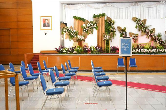 The Wedding Of Syafika & Gusnio by Armadani Organizer - 006