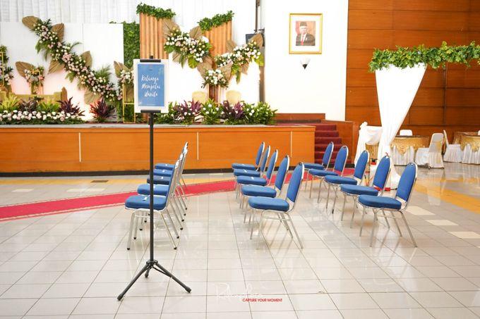 The Wedding Of Syafika & Gusnio by Armadani Organizer - 001