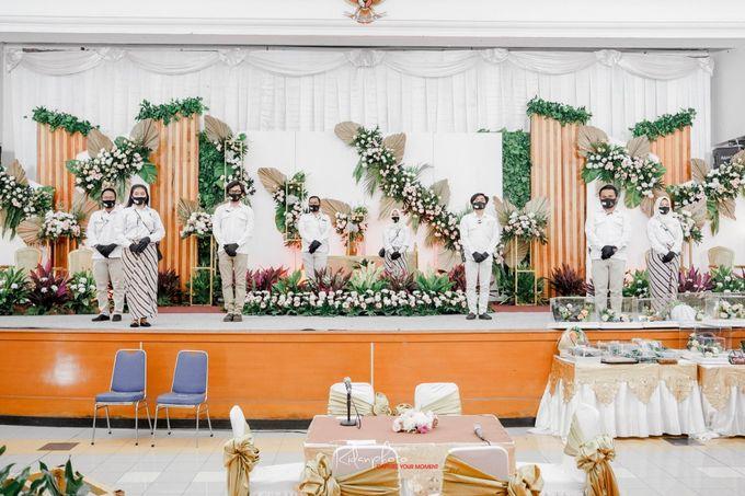 The Wedding Of Syafika & Gusnio by Armadani Organizer - 007