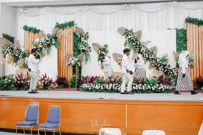 The Wedding Of Syafika & Gusnio by Armadani Organizer - 002