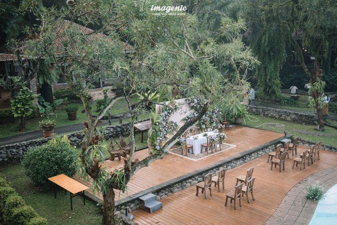 The Intimate Wedding Of Rizka & Farid by Armadani Organizer - 015