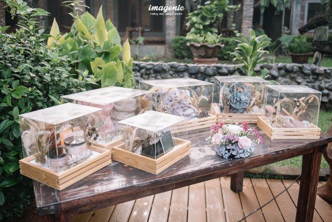 The Intimate Wedding Of Rizka & Farid by Armadani Organizer - 016