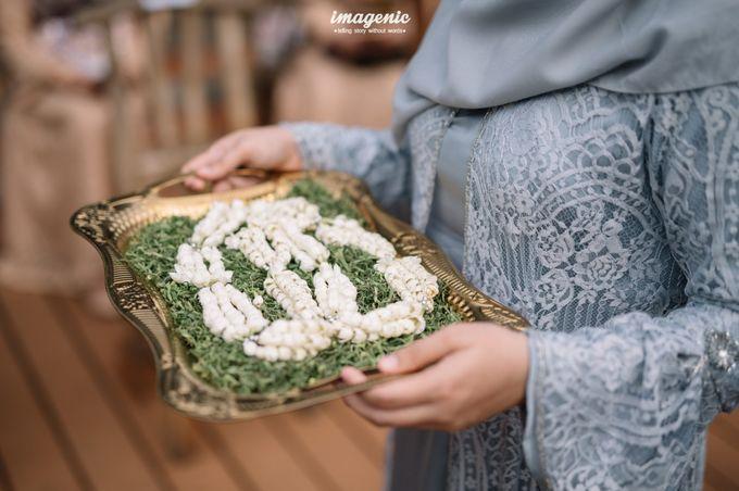 The Intimate Wedding Of Rizka & Farid by Armadani Organizer - 025