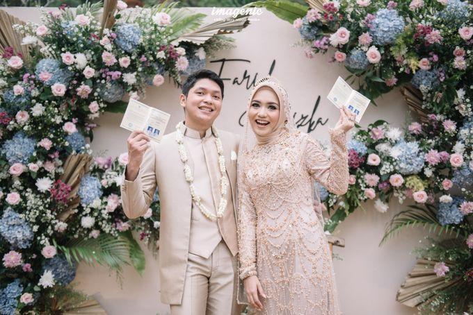 The Intimate Wedding Of Rizka & Farid by Armadani Organizer - 005