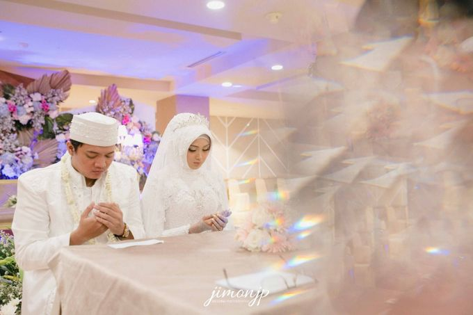 The Intimate Wedding Of Dzi & Ratno by Armadani Organizer - 003