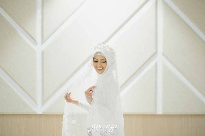 The Intimate Wedding Of Dzi & Ratno by Armadani Organizer - 006