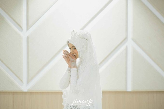 The Intimate Wedding Of Dzi & Ratno by Armadani Organizer - 004