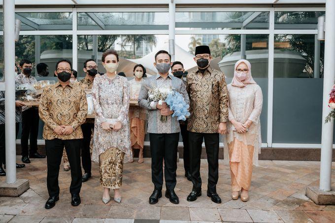Savira & Naufal Engagement by Akuwedding - 011