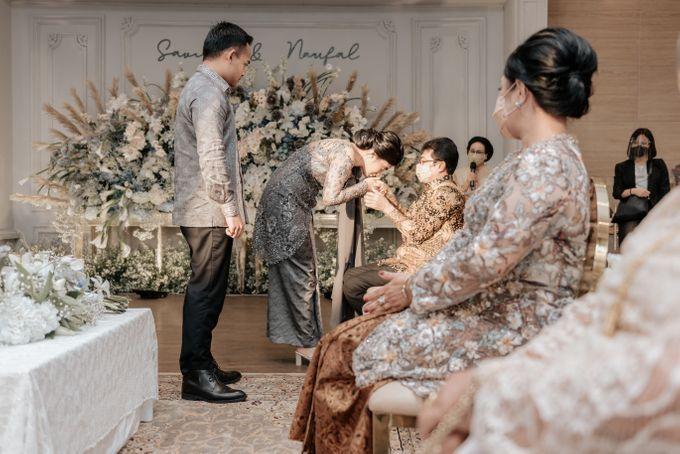 Savira & Naufal Engagement by Akuwedding - 006