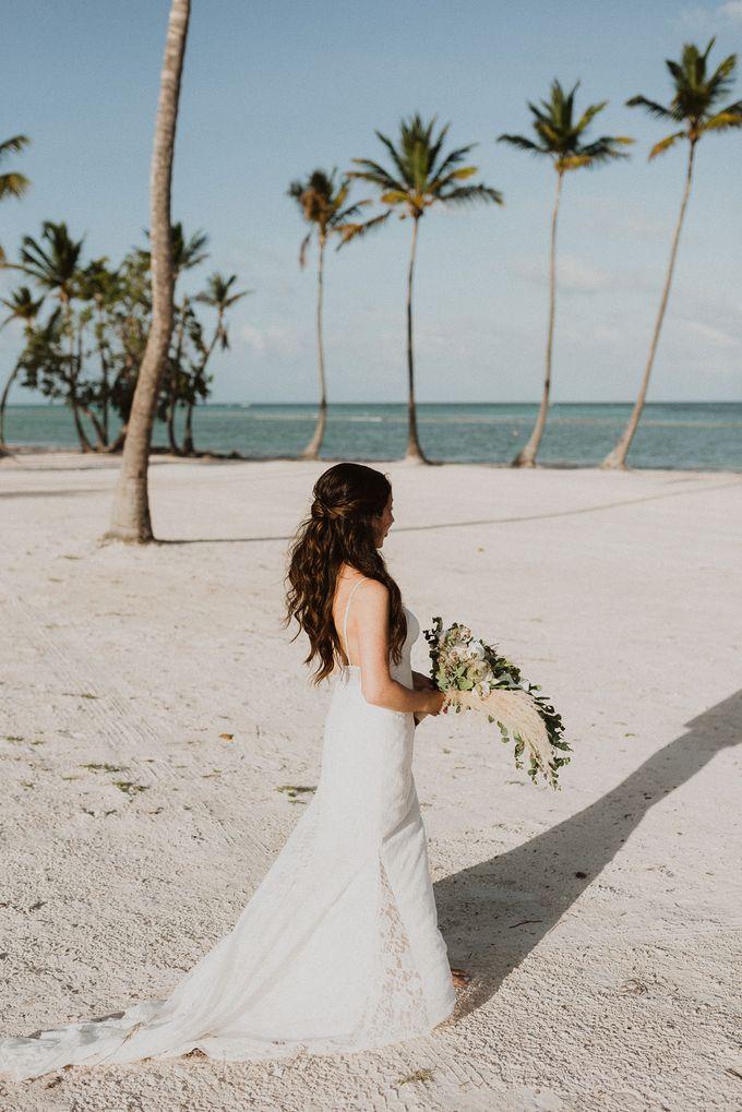 Samantha & Adam Elopement Wedding by Jennifer C  Wedding & Event Agency - 012