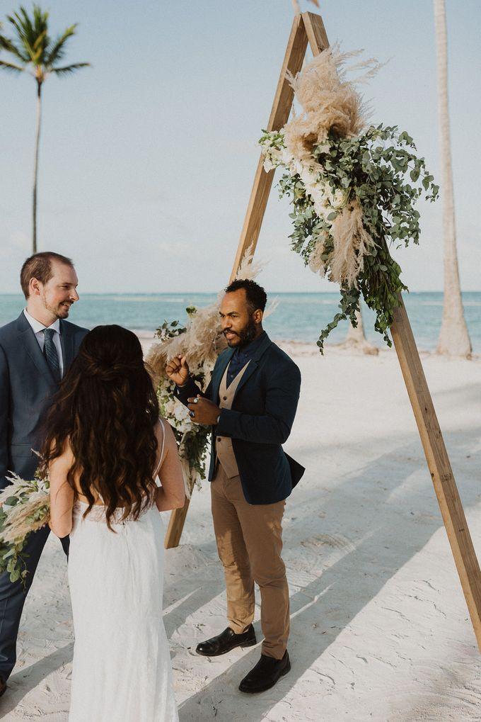 Samantha & Adam Elopement Wedding by Jennifer C  Wedding & Event Agency - 013