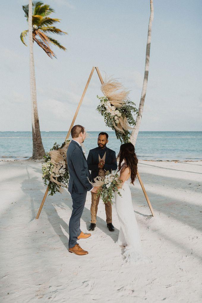 Samantha & Adam Elopement Wedding by Jennifer C  Wedding & Event Agency - 014