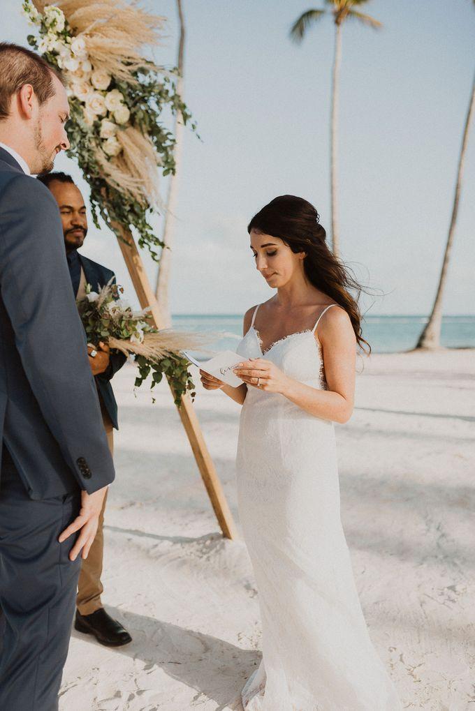 Samantha & Adam Elopement Wedding by Jennifer C  Wedding & Event Agency - 015