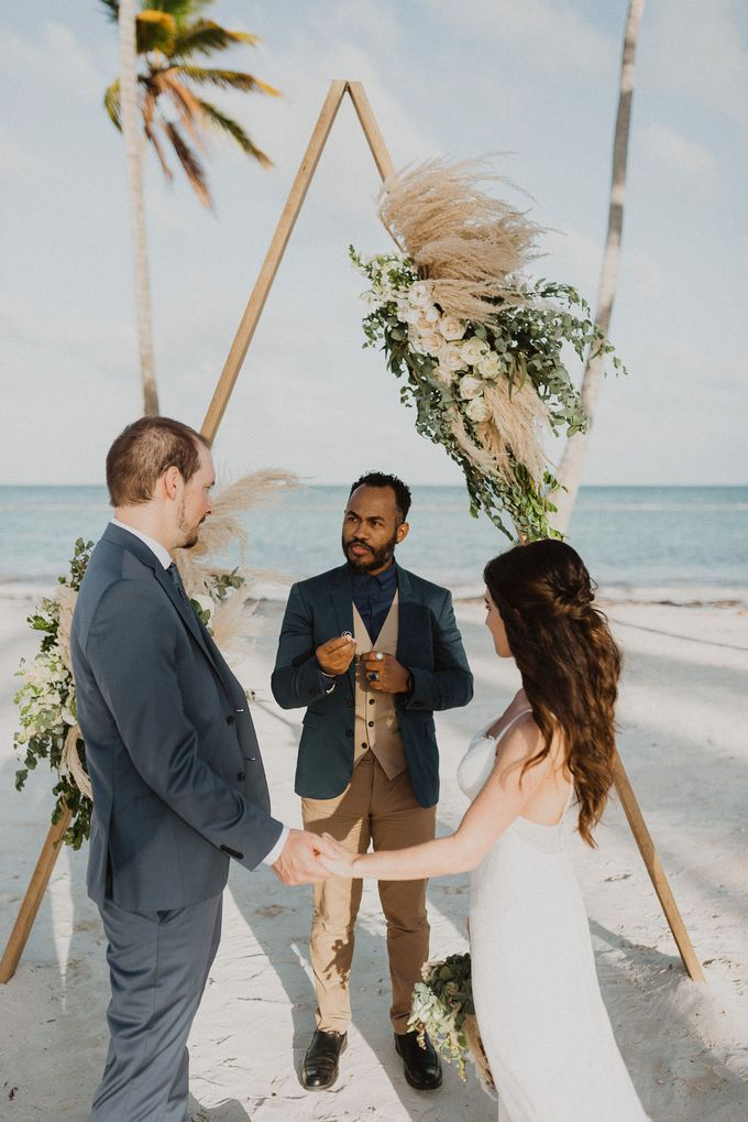 Samantha & Adam Elopement Wedding by Jennifer C  Wedding & Event Agency - 016