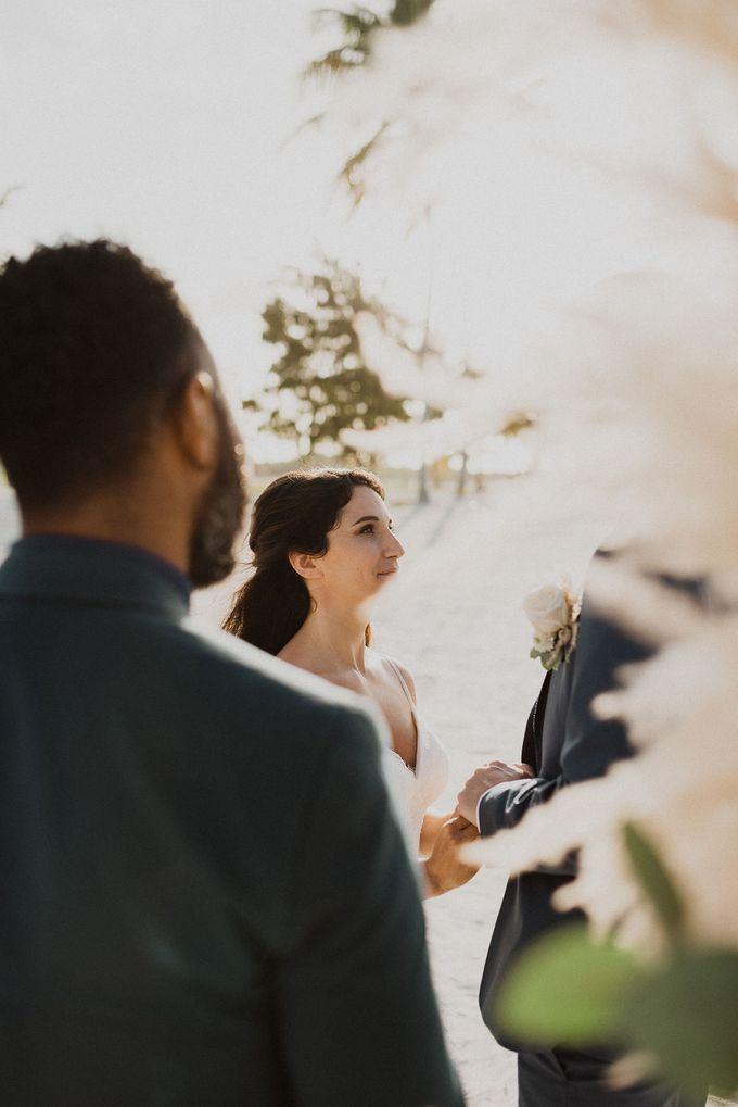 Samantha & Adam Elopement Wedding by Jennifer C  Wedding & Event Agency - 017