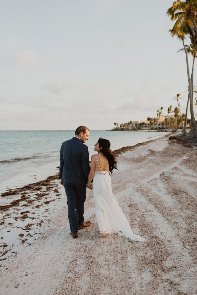 Samantha & Adam Elopement Wedding by Jennifer C  Wedding & Event Agency - 020