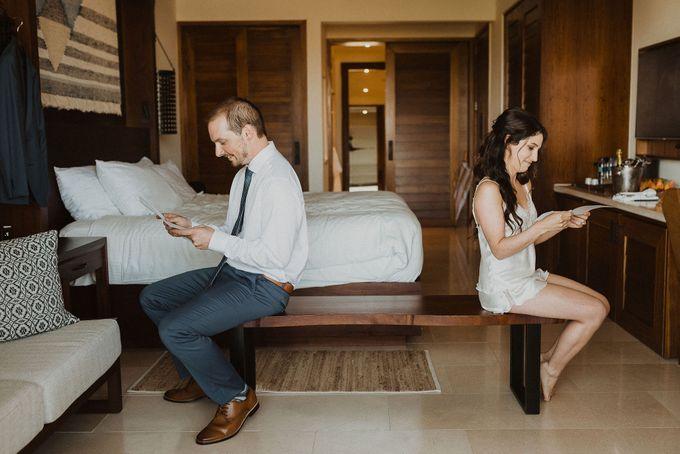 Samantha & Adam Elopement Wedding by Jennifer C  Wedding & Event Agency - 007